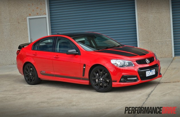 2015 Holden Commodore SS V Redline Craig Lowndes edition