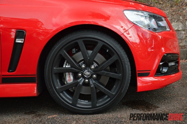 2015 Holden Commodore SS V Redline Craig Lowndes-wheels