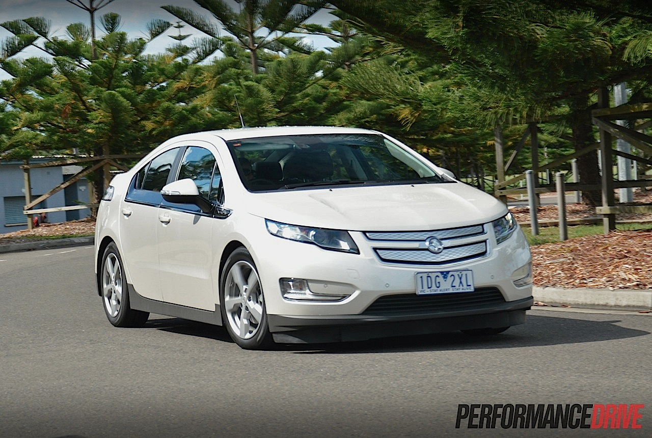 2014 holden volt review video performancedrive