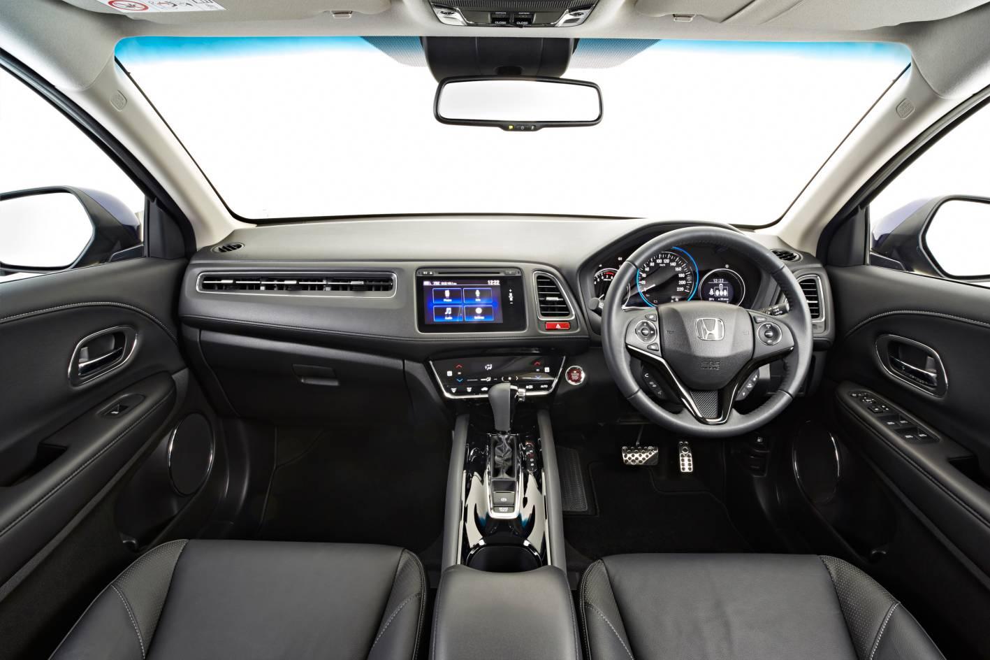 Honda hr v specs autos post for Honda hr v interieur