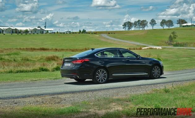2015 Hyundai Genesis Ultimate Pack-Australia