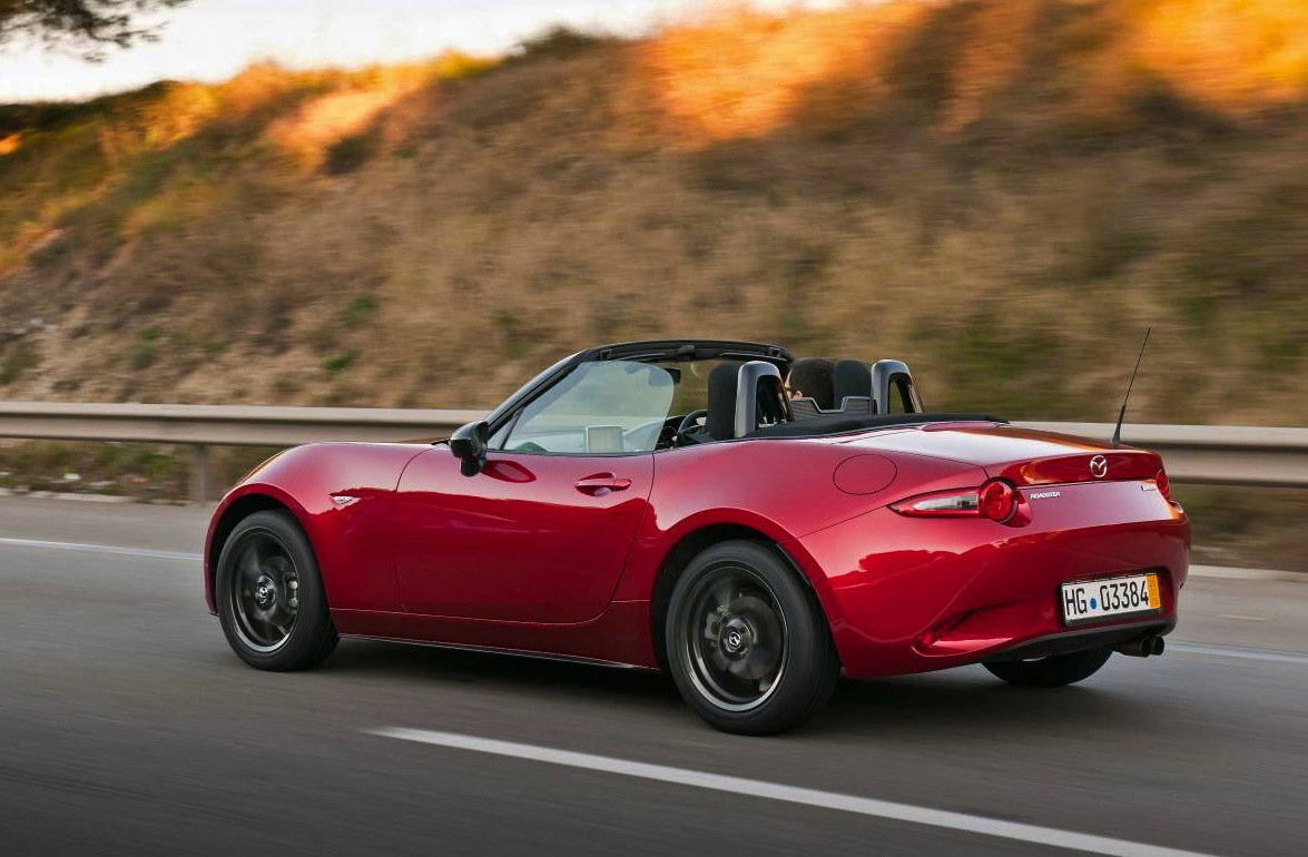Conosciuto Fiat 124 Spider' name being revived for Mazda MX-5 brother  TJ26