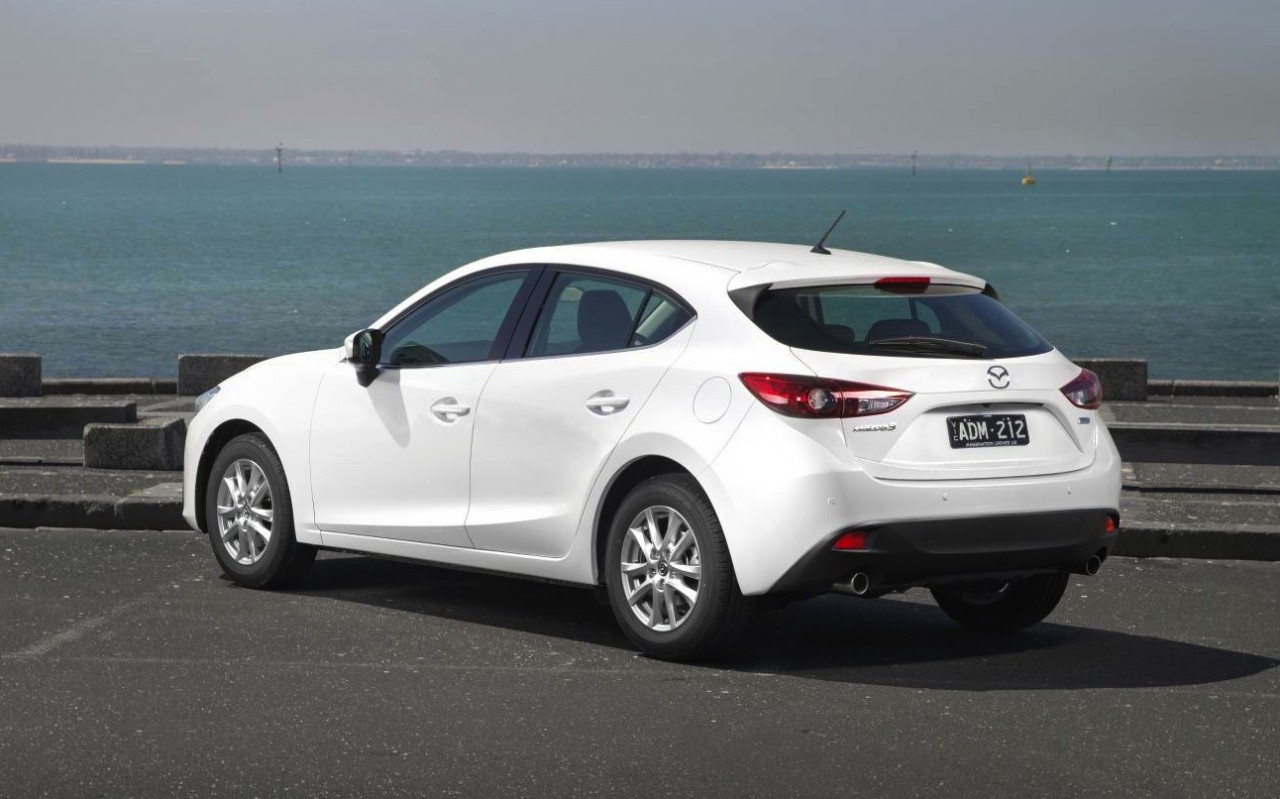 2015 mazda3 update on sale in australia from 20 490 performancedrive. Black Bedroom Furniture Sets. Home Design Ideas