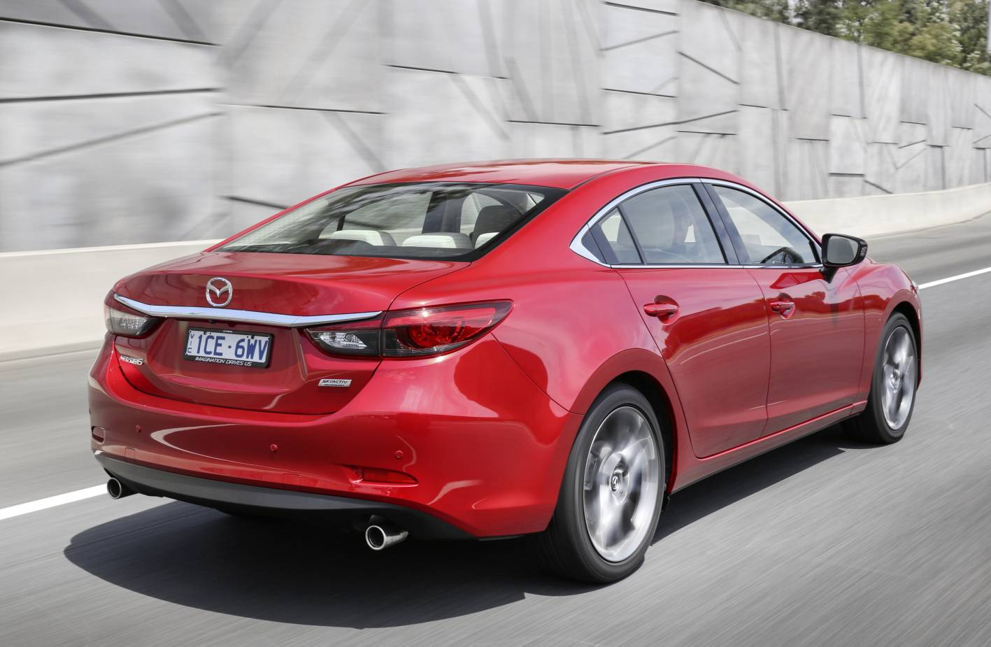 2015 mazda6 update on sale in australia from 32 540 performancedrive. Black Bedroom Furniture Sets. Home Design Ideas