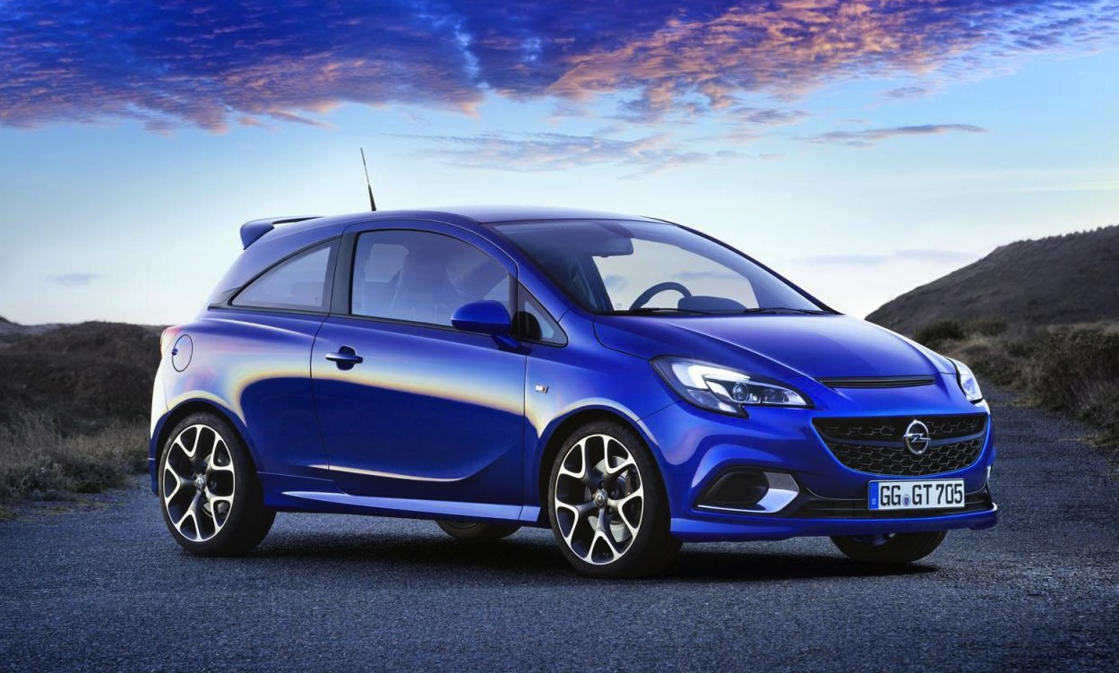 2015 opel corsa opc revealed before geneva debut performancedrive. Black Bedroom Furniture Sets. Home Design Ideas