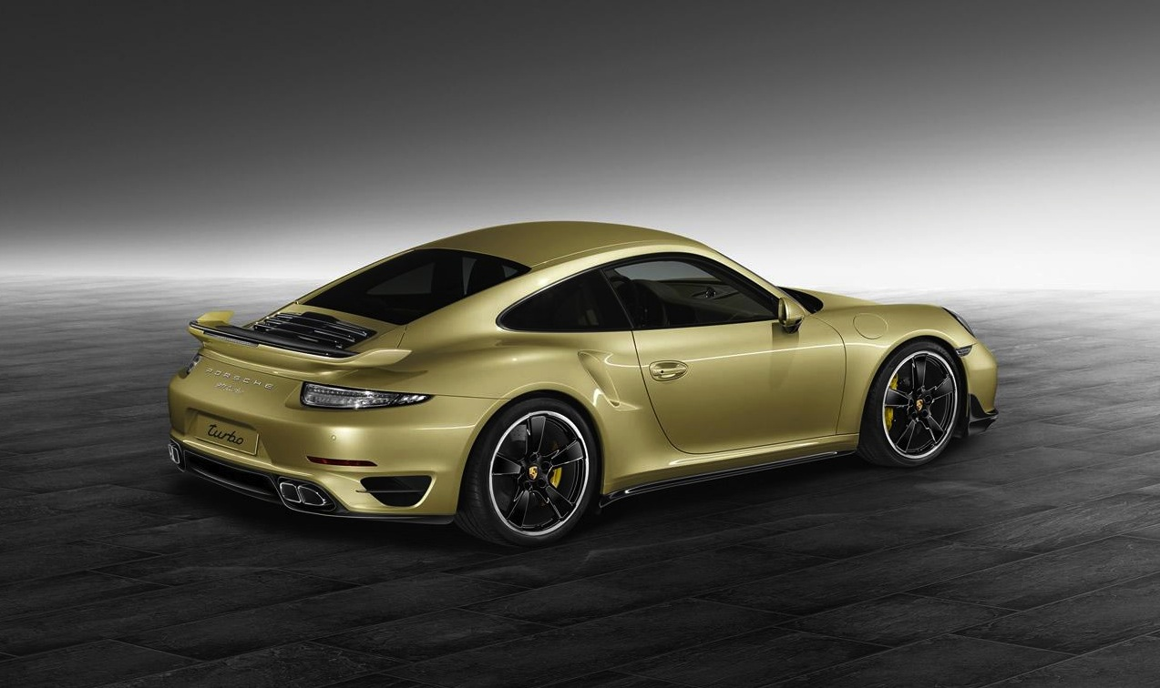 porsche exclusive announces new styling kit for 911 turbo. Black Bedroom Furniture Sets. Home Design Ideas