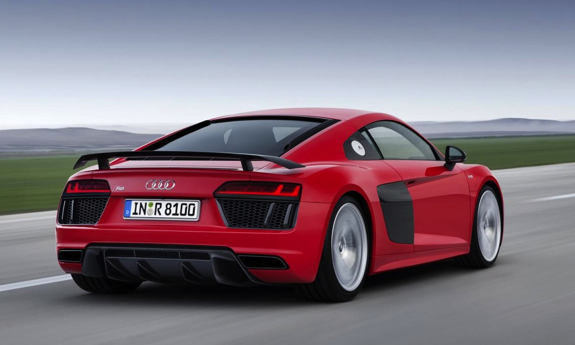 2016 audi r8 officially revealed v10 only lineup performancedrive. Black Bedroom Furniture Sets. Home Design Ideas