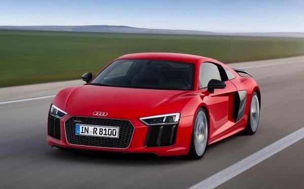 2016 Audi R8-maybe