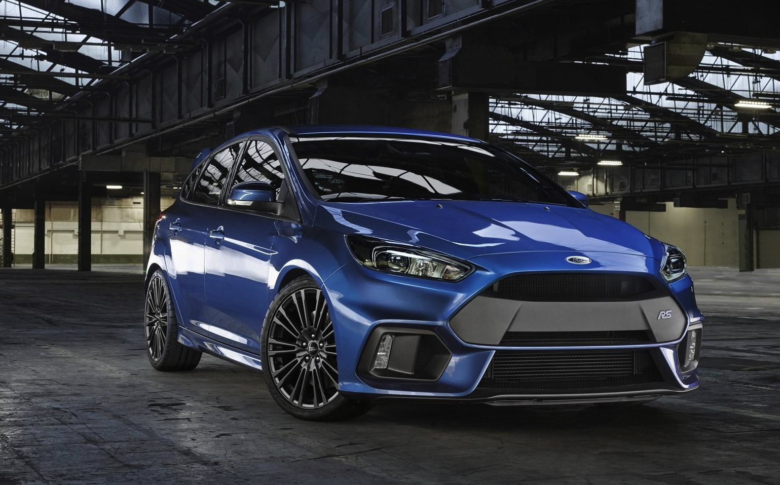 2016 ford focus rs revealed 2 3t awd confirmed performancedrive. Black Bedroom Furniture Sets. Home Design Ideas