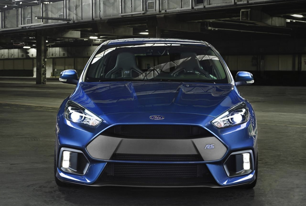 2016 ford focus rs revealed 2 3t awd confirmed. Black Bedroom Furniture Sets. Home Design Ideas