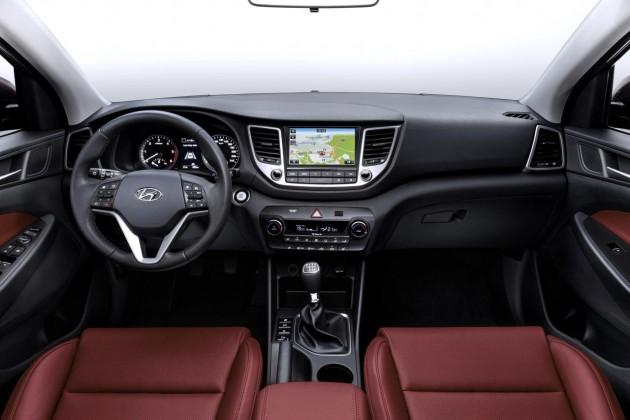 2016 Hyundai Tuscon-interior