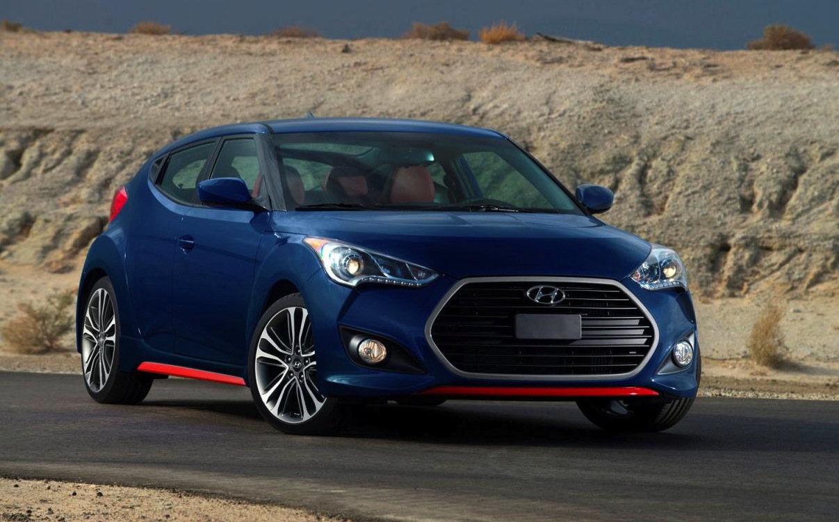 2016 Hyundai Veloster Revealed Sr Turbo Gets Dual Clutch