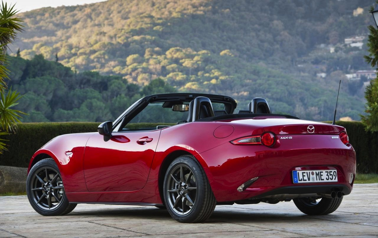 mazda confirms engine specs for 1 5l 2016 mx 5 performancedrive. Black Bedroom Furniture Sets. Home Design Ideas