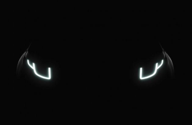 2016 Range Rover Evoque headlights