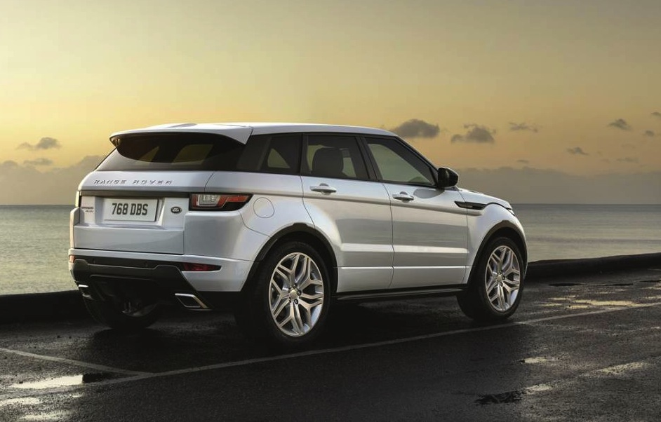 2016 range rover evoque revealed gets new ingenium diesels. Black Bedroom Furniture Sets. Home Design Ideas