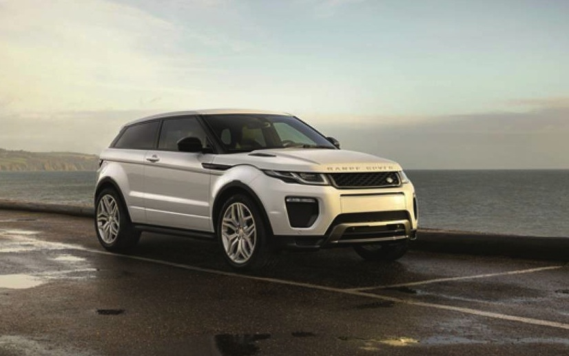 2016 range rover evoque revealed gets new ingenium diesels performancedrive. Black Bedroom Furniture Sets. Home Design Ideas
