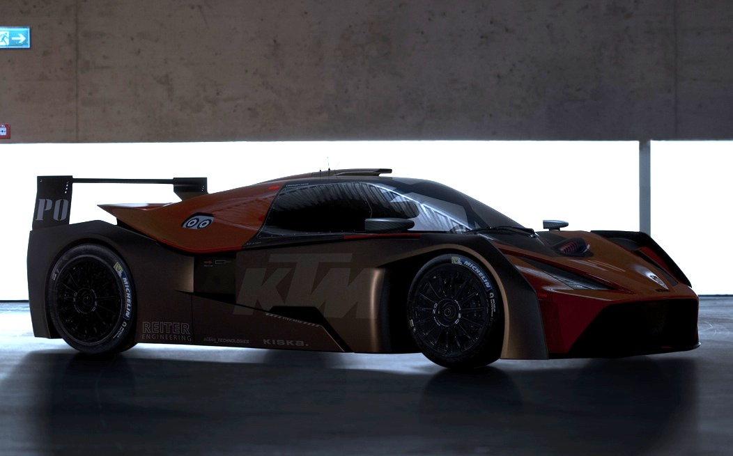 KTM X-Bow GTR racer previewed again, set for GT4 racing ...