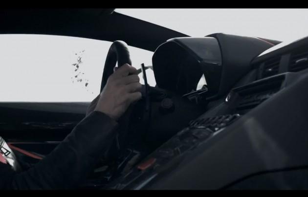 Lamborghini Aventador SV preview