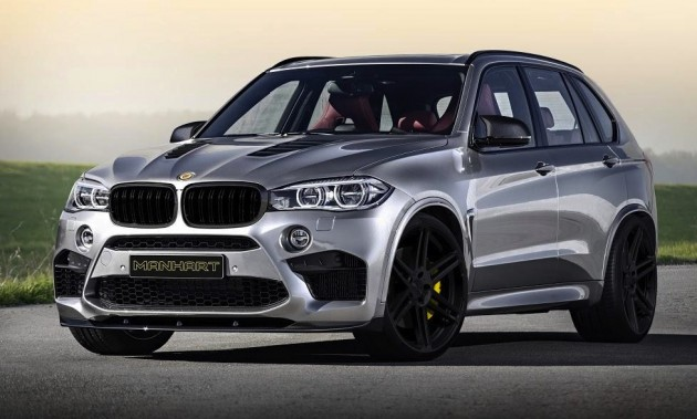Manhart Racing MHX5 750 BMW X5 M