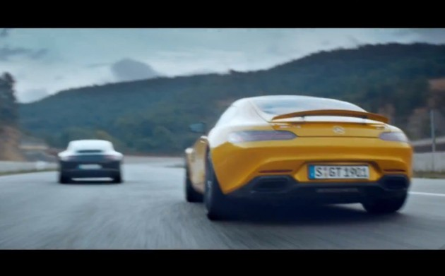 Mercedes-AMG GT Dreamcar ad