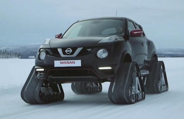 Nissan Nismo Juke RSnow
