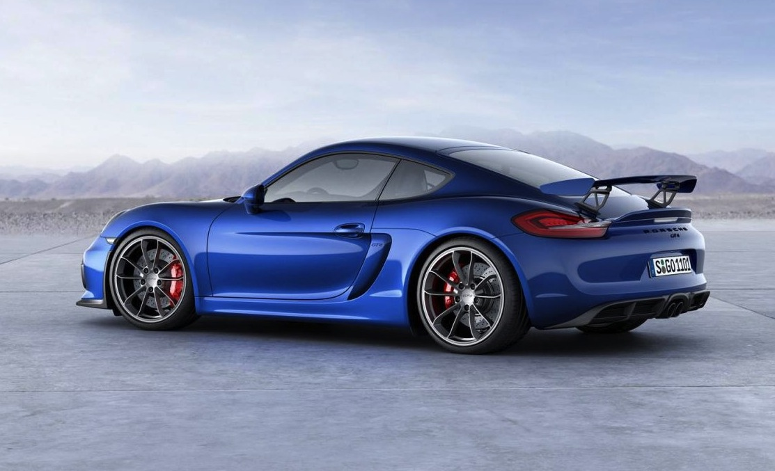 porsche cayman gt4 revealed as quick as 997 911 gt3. Black Bedroom Furniture Sets. Home Design Ideas
