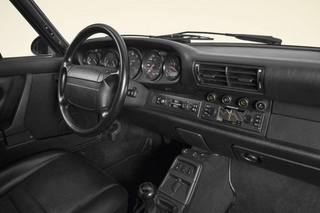 Porsche Classic Navigation Radio-911