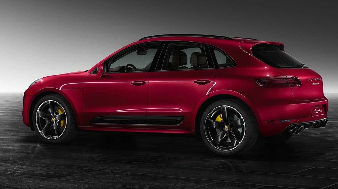 Porsche Exclusive announces Macan Turbo Impulse Red ...