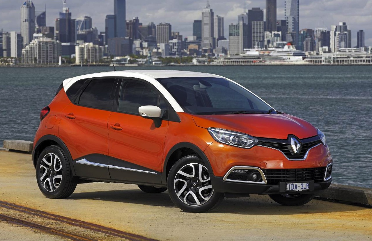 Renault captur now on sale in australia from 22 990 for Renault captur grigia