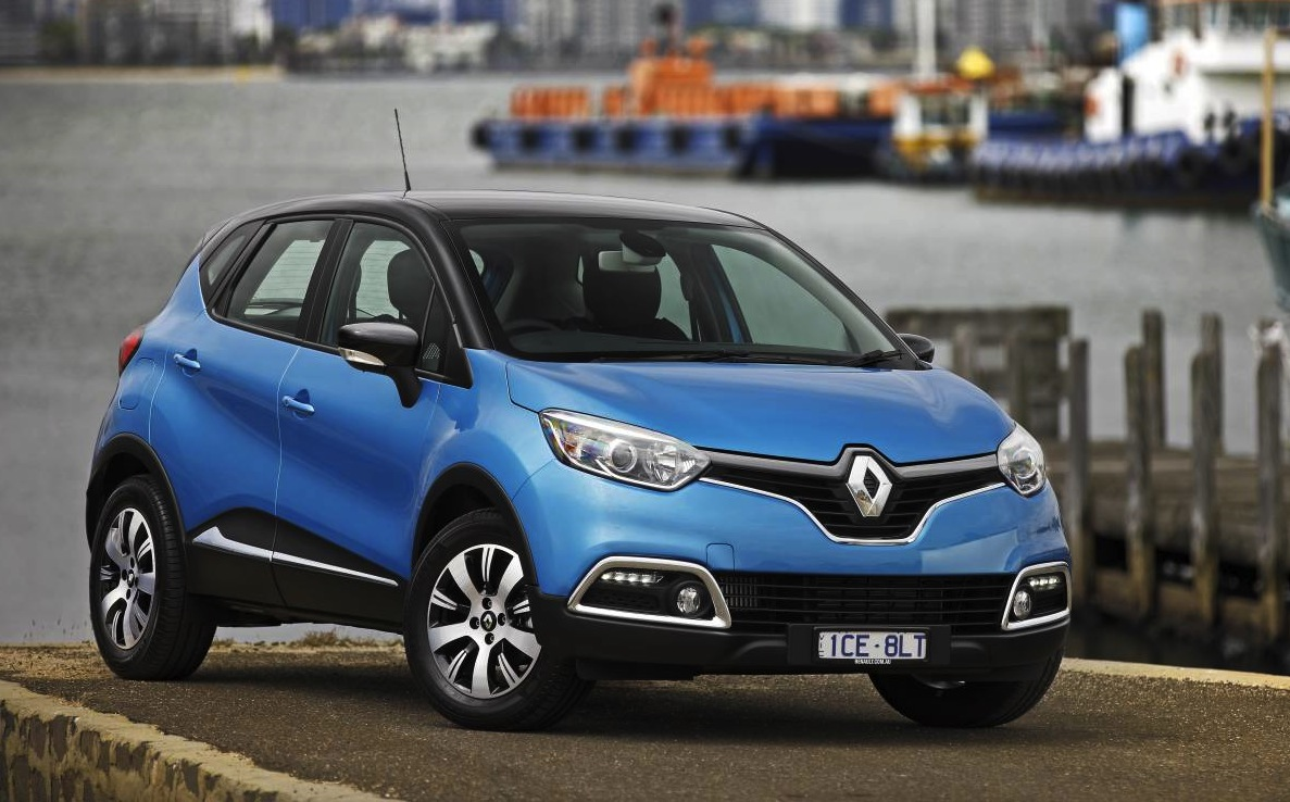 renault captur now on sale in australia from 22 990 performancedrive. Black Bedroom Furniture Sets. Home Design Ideas