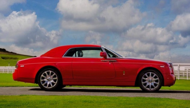 Rolls-Royce Phantom Coupe Al-Adiyat-side