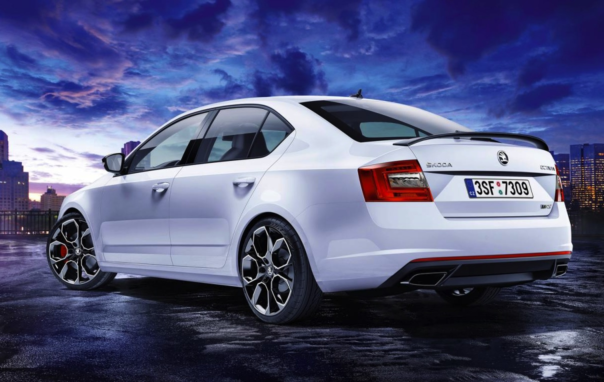 skoda octavia rs 230 performance edition revealed performancedrive. Black Bedroom Furniture Sets. Home Design Ideas