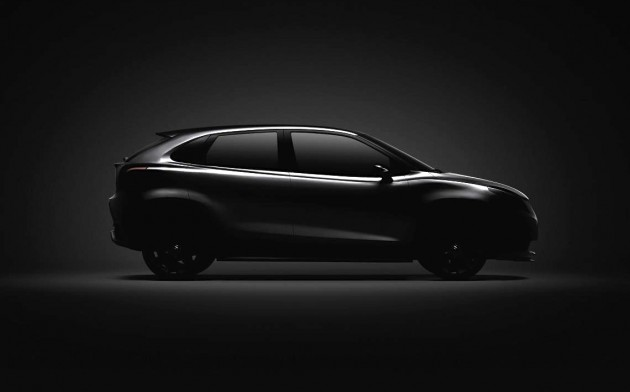 Suzuki iK-2 concept preview
