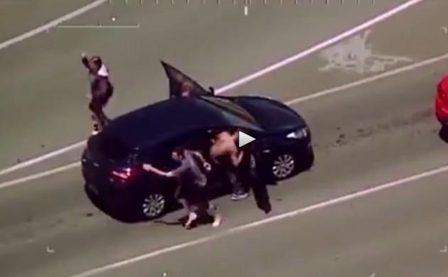 carjacking Brisbane 2015