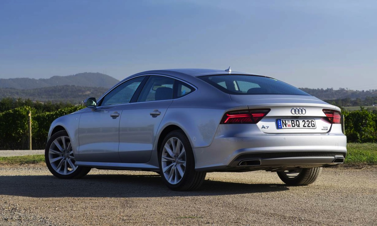 2015 audi a7 s7 on sale in australia from 115 400 performancedrive. Black Bedroom Furniture Sets. Home Design Ideas