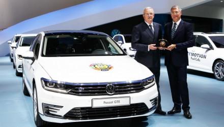 2015 European Car of the Year-Volkswagen Passat