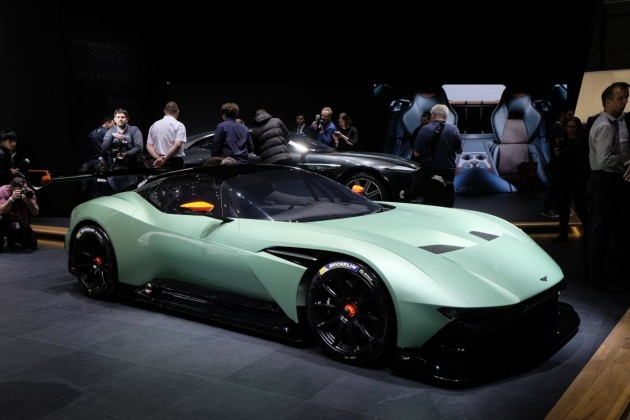 2015 Geneva-Aston Vulcan