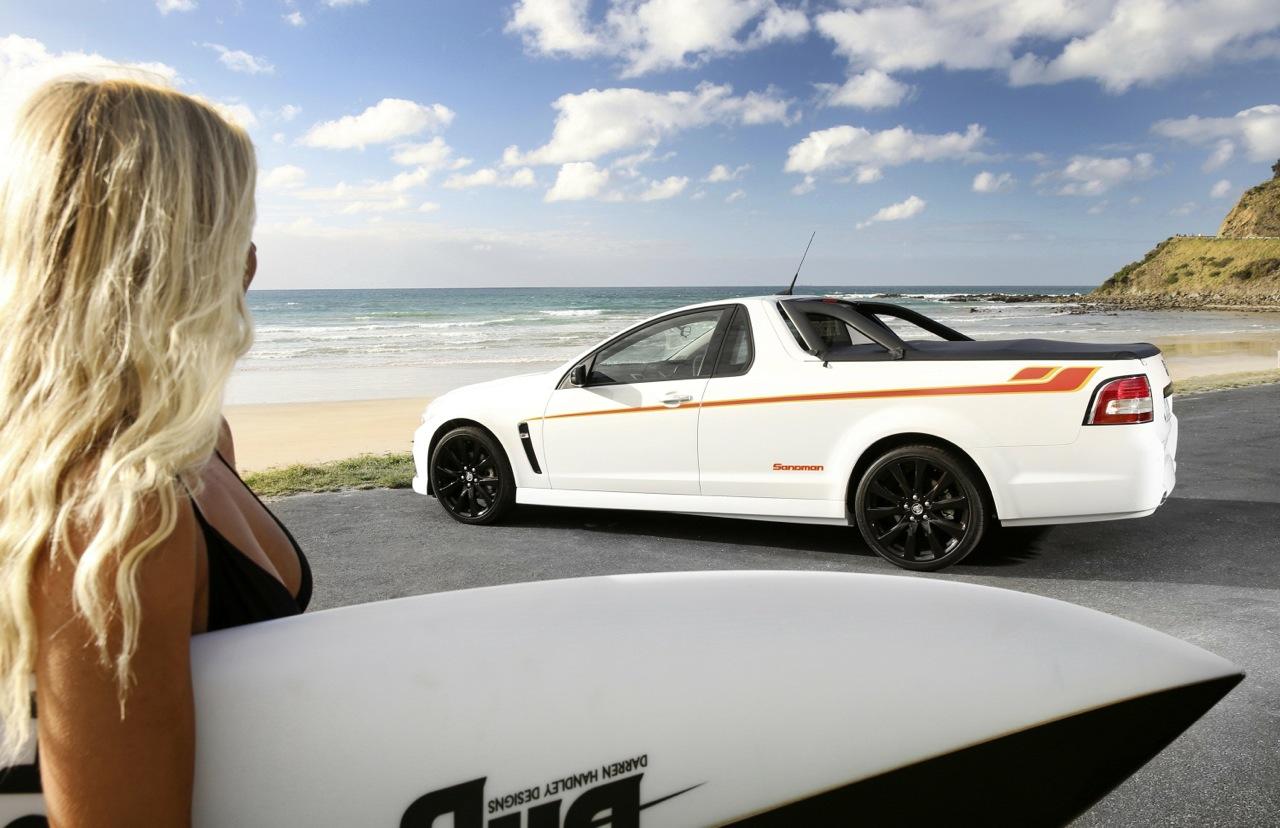 2015 Holden Vf Sandman Sv6 Amp Ss V Special Editions