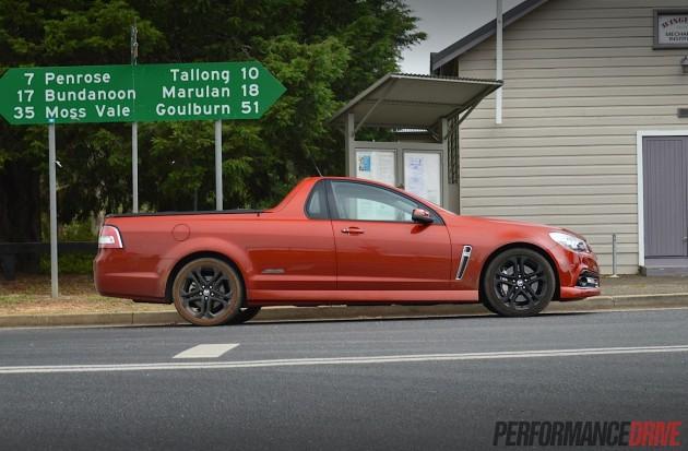 2015 Holden VF Commodore ute SSV Redline-Australia