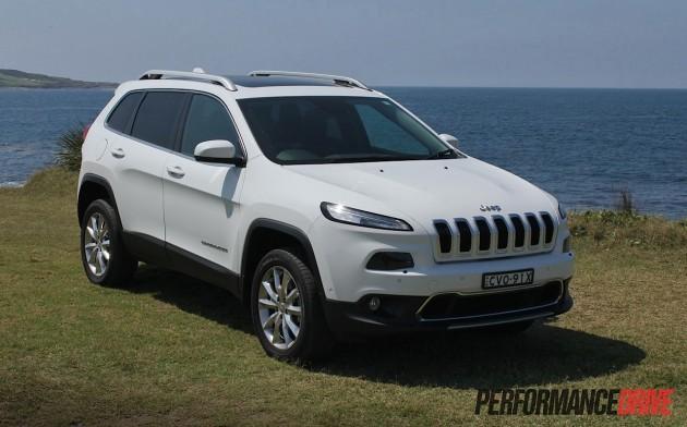 2015 Jeep Cherokee Limited Diesel-Australia