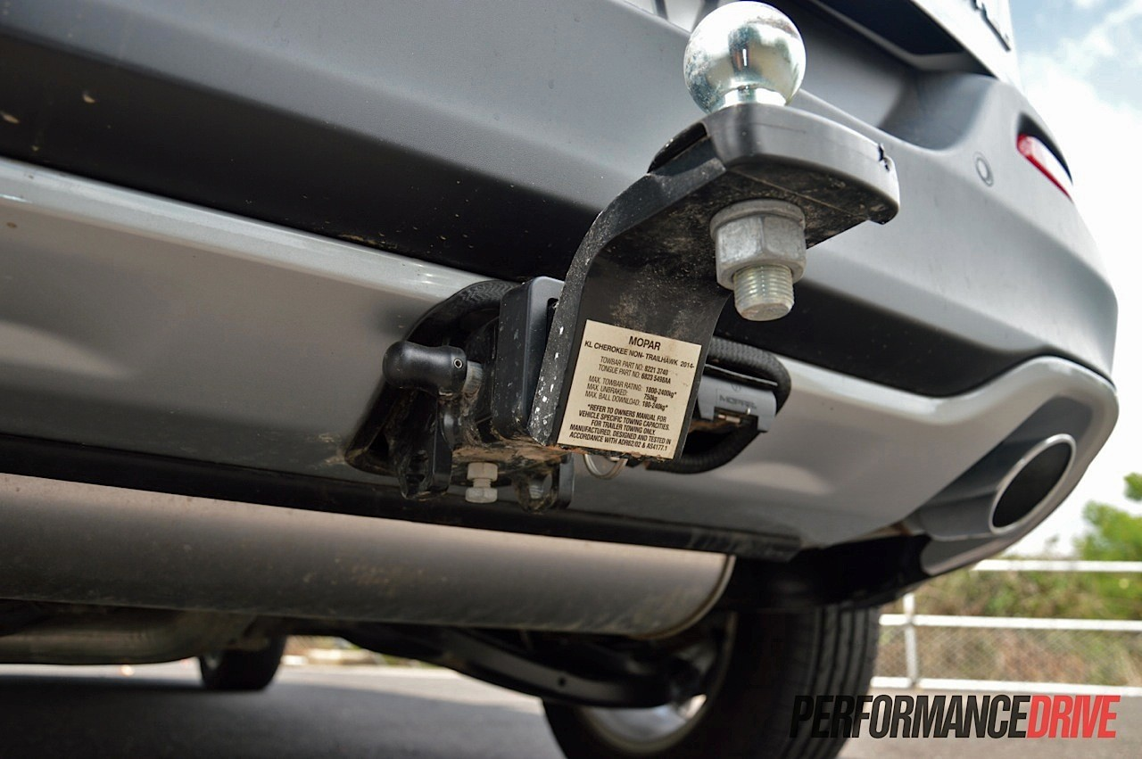 Jeep Cherokee Limited Diesel Tow Bar X on 2015 Jeep Cherokee Trailhawk Engine