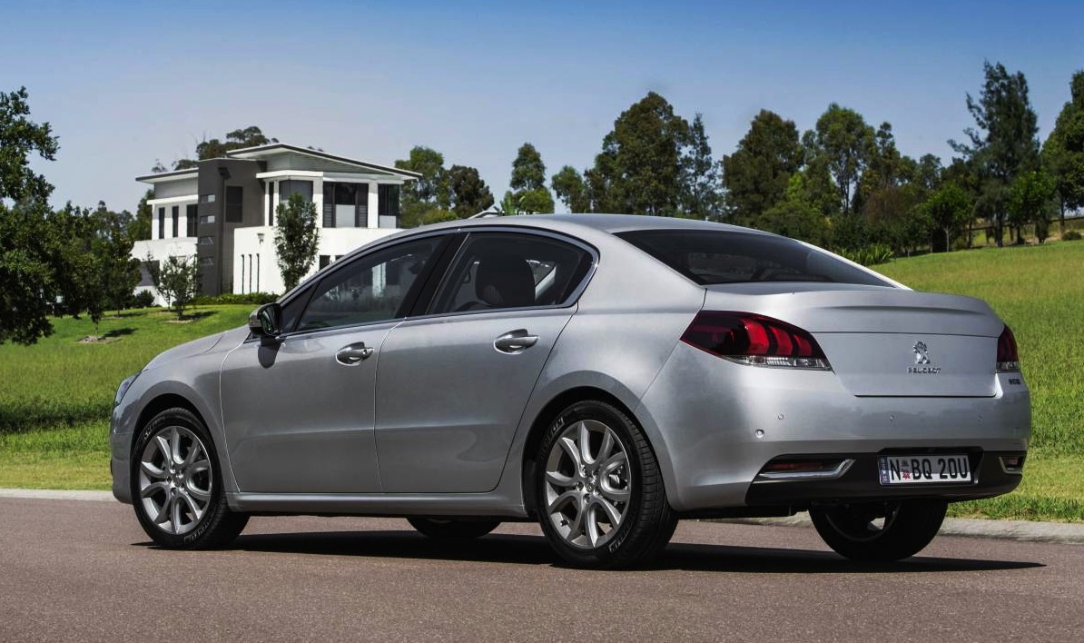 2015 peugeot 508 on sale in australia from 37 990 performancedrive. Black Bedroom Furniture Sets. Home Design Ideas