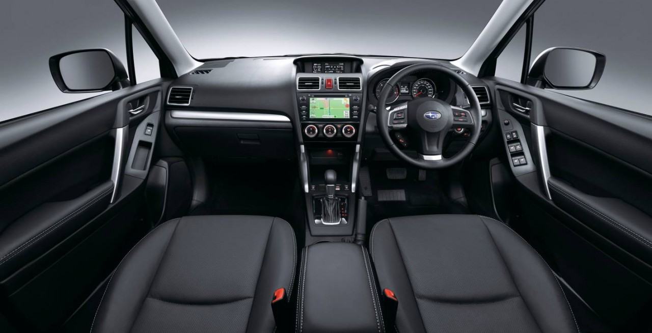 Subaru Forester 2015 Interior The Image Kid Has It