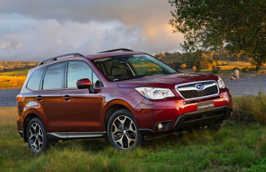 2015 subaru forester on sale in australia from 29 990 performancedrive. Black Bedroom Furniture Sets. Home Design Ideas