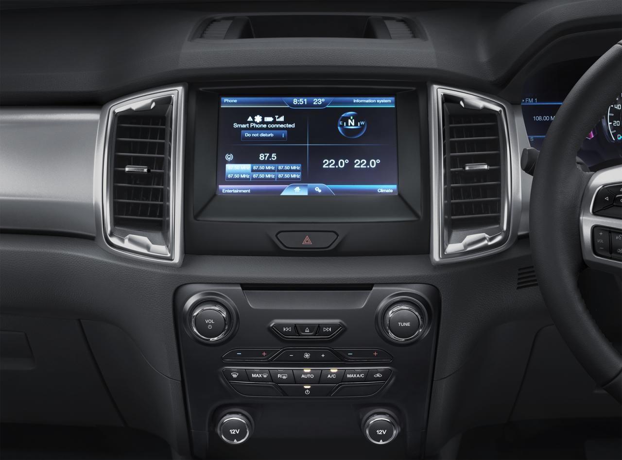 2016 Ford Ranger SYNC2