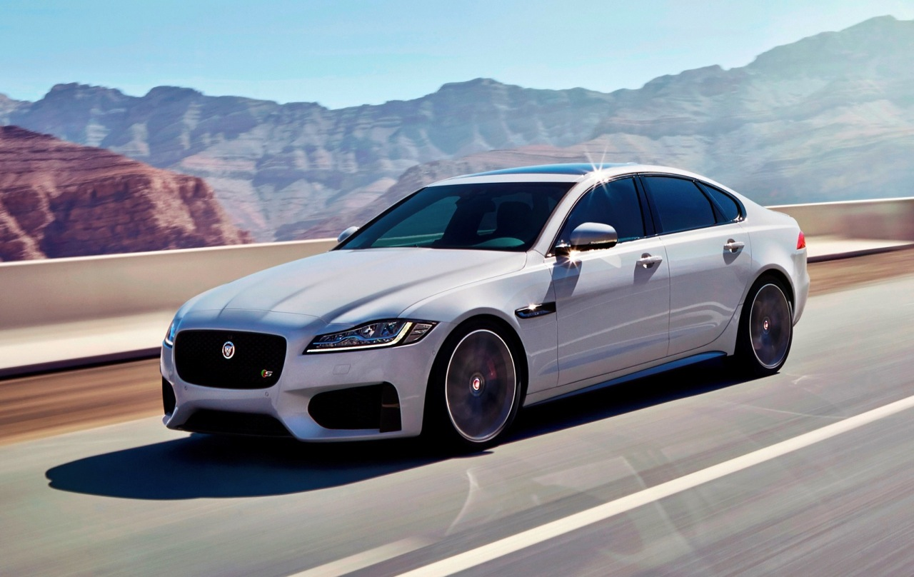 2016 jaguar xf revealed on sale in australia q1 2016 performancedrive. Black Bedroom Furniture Sets. Home Design Ideas