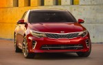 First 2016 Kia Optima image revealed before New York debut