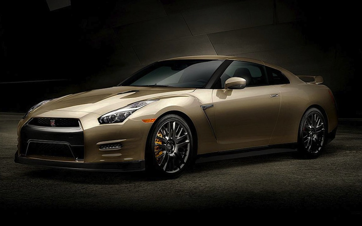 us spec 2016 nissan gt r revealed with 45th anniversary. Black Bedroom Furniture Sets. Home Design Ideas