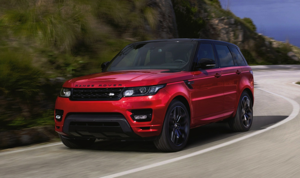 2016 range rover sport hst to debut at new york with my16 updates performancedrive. Black Bedroom Furniture Sets. Home Design Ideas