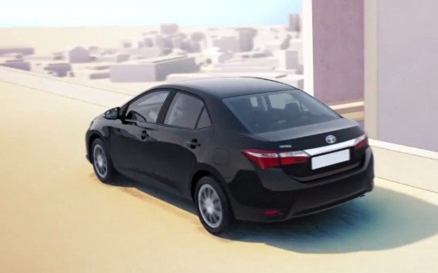 2016 Toyota Corolla Hybrid sedan